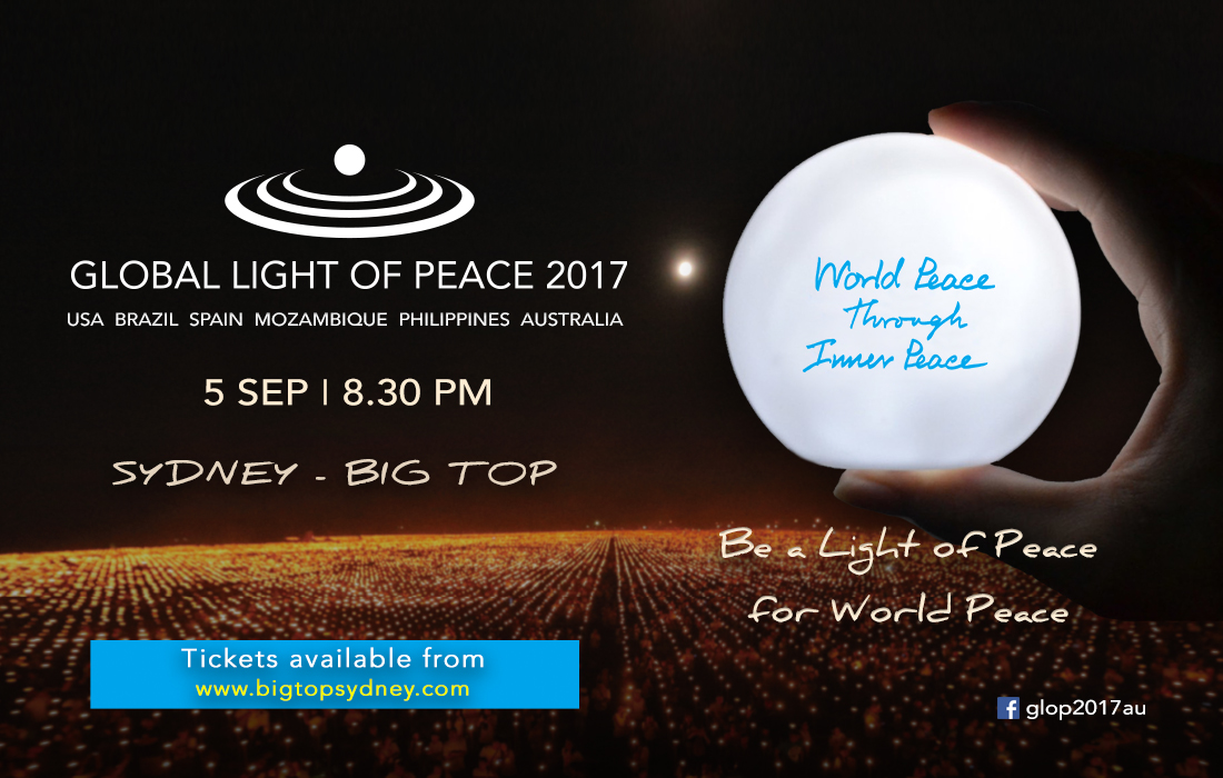 GLOBAL LIGHT OF PEACE