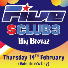 FIVE + S CLUB 3 + Big Brovaz