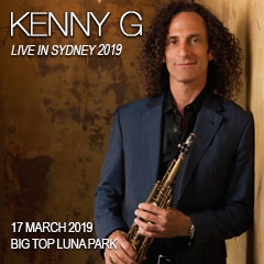 KENNY G LIVE IN SYDNEY